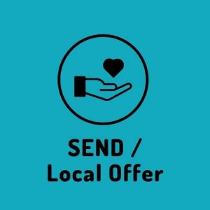 SEND / Local Offer button