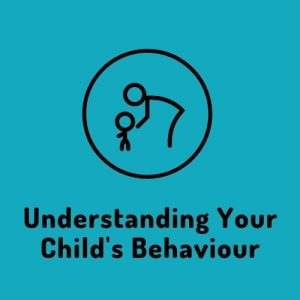 Understanding Your Child's Behaviour button.